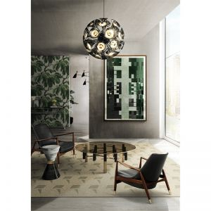Botti 32 pendant living room ambience