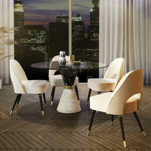 Collins dining chair dining room ambience