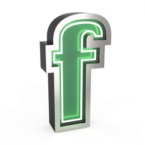 LETTER F GRAPHIC