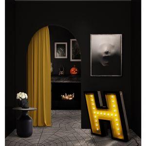 LETTER H GRAPHIC