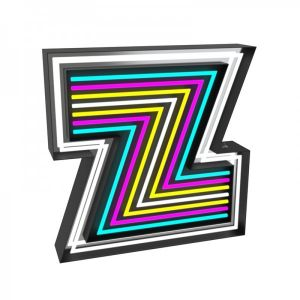 LETTER Z GRAPHIC