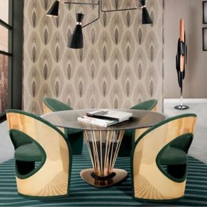 Jones dining chair dining room ambience
