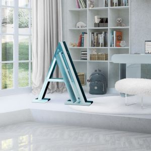 LETTER A GRAPHIC