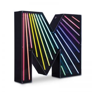 LETTER M GRAPHIC