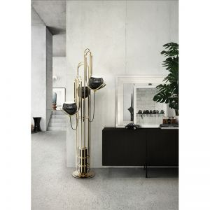 Neil floor lamp room ambience