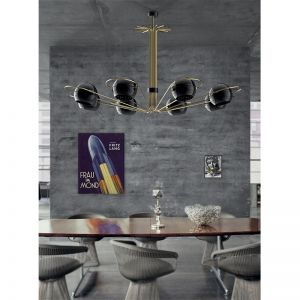 Neil suspension light dinning room ambience