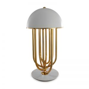 Delightfull turner table lamp
