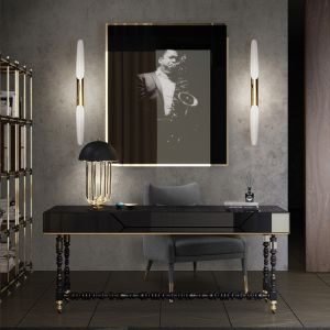 turner table lamp room ambience